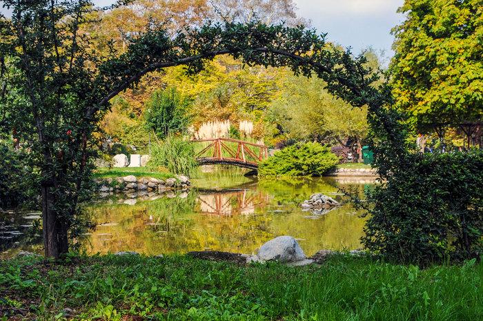 Φυσικές ομορφιές: Το δημοτικό πάρκο στο κέντρο της Νάουσας [0m]