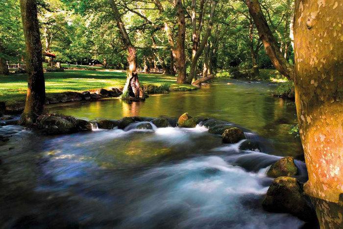 Φυσικές ομορφιές: Άλσος Αγίου Νικολάου στη Νάουσα [3km]