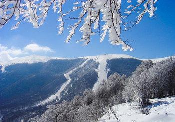 Winter sports - ski centers