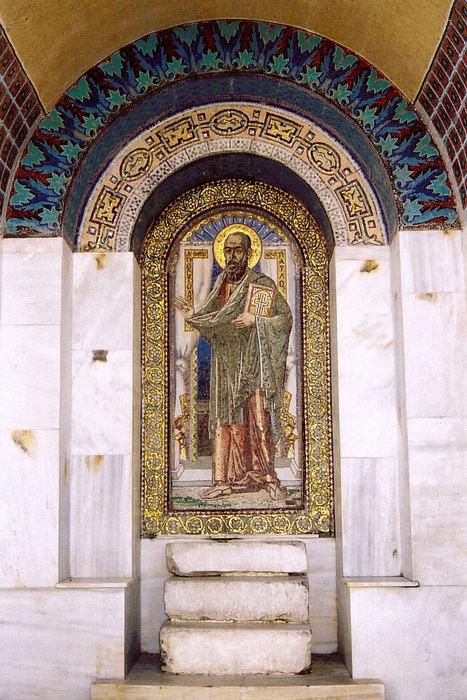 Τόποι λατρίας: Το Βήμα του Αποστόλου Παύλου στη Βέροια [21km]