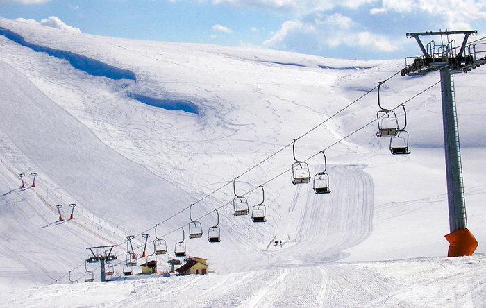 Χειμερινά σπορ: Χιονοδρομικό κέντρο Σελίου [20km]